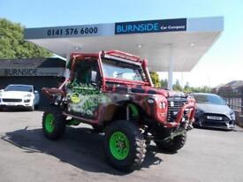 Land Rover 90 4C REG DT DIESEL