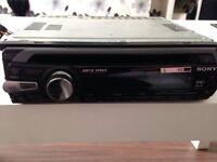 Sony xplod cd player