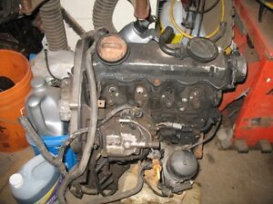 2002 Jetta TDI Engine Part Out