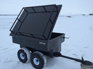 Heavy Duty ATV Tub trailers