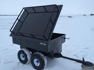 Heavy Duty ATV Tub trailers