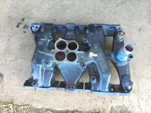 66 GTO  4 barrel Intake