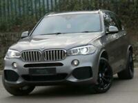 2016 BMW X5 2.0 40e 9.0kWh M Sport Auto xDrive (s/s) 5dr SUV Hybrid – Petrol/Ele