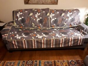 Daybed Cover and Pillow Shams