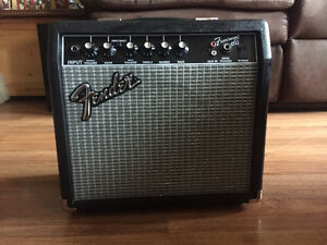 Fender Amp With Cords For Sale