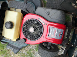 RIDING LAWNMOWER 17HP and ROLLER24""