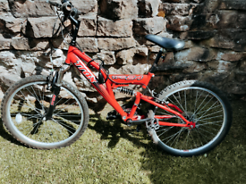 Trax TFS 24 bike