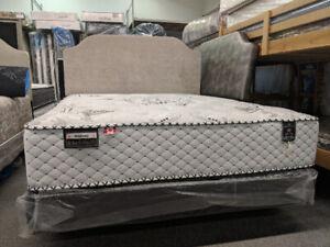 Sarnia Sleep Centre | Flippable Pocket Coil Sleep System