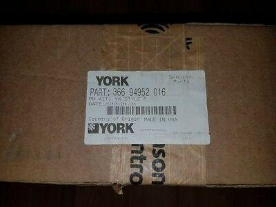 York Chiller Pm Kit Yk Style F Part 366 94952 016