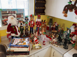 Christmas decorations $1.00 each and up