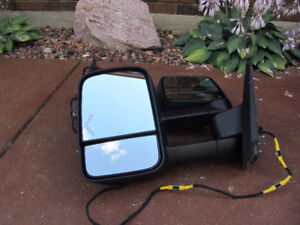 Tow mirrors , used 3 months , Trade
