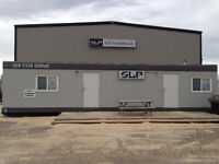 12' x 42 'Portable Skidded Office for Sale