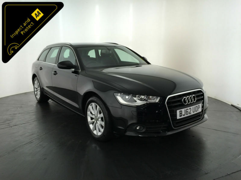 2012 62 AUDI A6 SE TDI AVANT DIESEL 1 OWNER SERVICE HISTORY FINANCE PX WELCOME