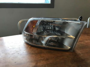 DODGE RAM RIGHT (Passenger) MOPAR HEADLIGHT
