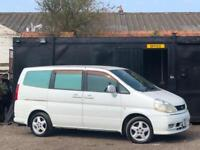 * NISSAN SERENA 2.0L AUTOMATIC + SLIDING DOORS + UPGRADED CD PLAYER + IMPORT