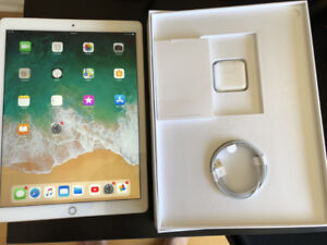Mint Condition IPad Pro 12.9 wifi / cellular 256GB