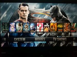 Android Boxes Live Tv Movies Sport UFC -- Shows Pay Per View
