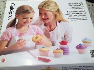 Cupcake corer and decorator Cambridge Kitchener Area image 1