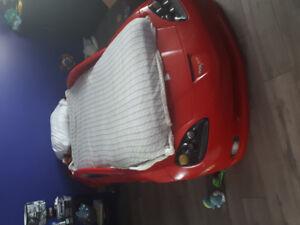 Step2 Z06 corvette stingray car bed
