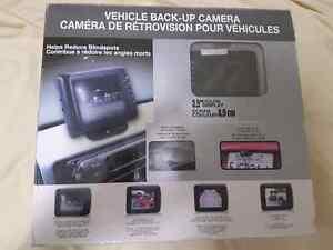 Vehicle Back-up Camera