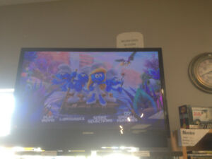 """sold""  Samsung 43"" Plasma TV Model# PN43D450A2D with remote"