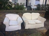 FREE sofa & armchair