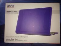"Tech 21 MacBook Pro 13"" with Retina display Impact Snap Case"