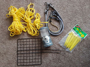 Lot of Misc. Camping Accessories