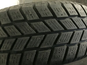 225/60/16''HANKOOK I PIKE  5/108  STEEL RIMS X4 West Island Greater Montréal image 1