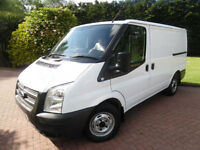 2013 Ford Transit T280 2.2TDCi 125PS SWB LOW ROOF PANEL VAN