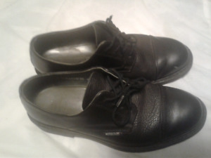 Mephisto shoes 7.5 handcraft leather shoes