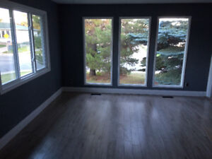 Top floor -house rental avail Now!