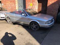 99 Audi 80 final edition