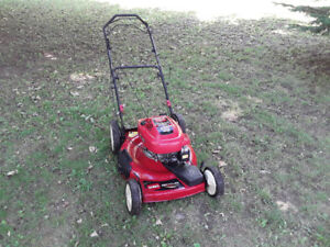 "Toro 22"" Recycler Self Propelled Mower."