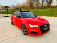 2015 Audi A3 S3 TFSI Quattro 4dr S Tronic SALOON Petrol Automatic