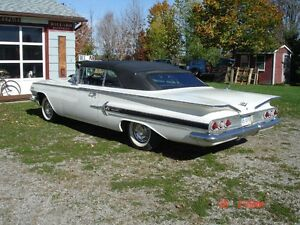 Looking for a 1960 Chevrolet 2 door car