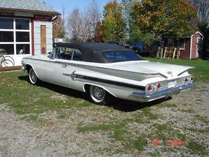 Looking for a 1960 Chevrolet 2 door car