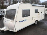 ☆ 2008/09 BAILEY RANGER 510/4 ☆ 4 BERTH TOURING CARAVAN ☆ WITH AWNING ☆