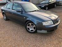 2003 '52' Audi A6 Saloon 1.9 TDi 130 CVT SE. Diesel. AUTO. Saloon. Px Swap