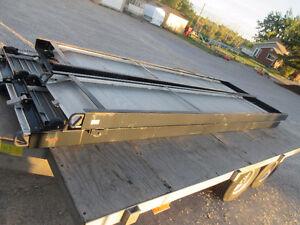 12' aluminum ramp