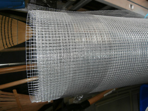 Wire mesh or fencing wire.Heavy duty. quarter inch..16ft x 3ft