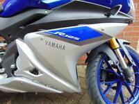 2018 Yamaha YZF-R125 ABS - 6.4% APR HP OR PCP