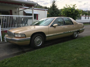1992 Buick Roadmaster LTD Sedan