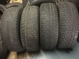 Winter tire continental 205/70/15,,,close the shop 1st February