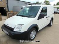 2005 55 FORD TRANSIT CONNECT 1.8 T200 SWB, COUNCIL OWNED ***NO VAT*** VERY TIDY!