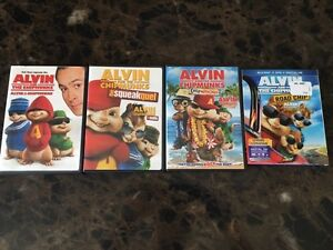 Alvin and the chipmunk collection