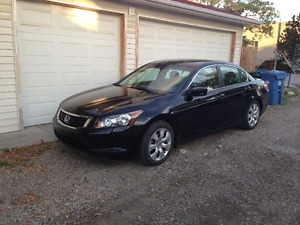 2010 Honda Other EX Sedan
