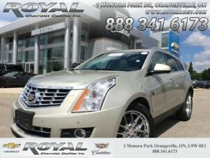 2013 Cadillac SRX Premium Collection  - Navigation