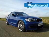 2012/62 BMW 1 SERIES 2.0 118D SPORT PLUS 2DR COUPE - £30 TAX - HUGE SPEC!