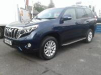 2014/14 TOYOTALand Cruiser 3.0D-4D Auto Icon 5/7 SEATER IMMACULATE CONDITION